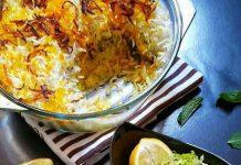 Shrimp Biriyani On the Oven by Andriana Irma