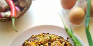Telur Dadar Pare by Uniqee Pricillaa Prameswarii