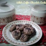 White Coffee Chocolate Cookies Dewi Sriyanty