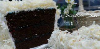 Chocolate Cake By Rully Alega Pane