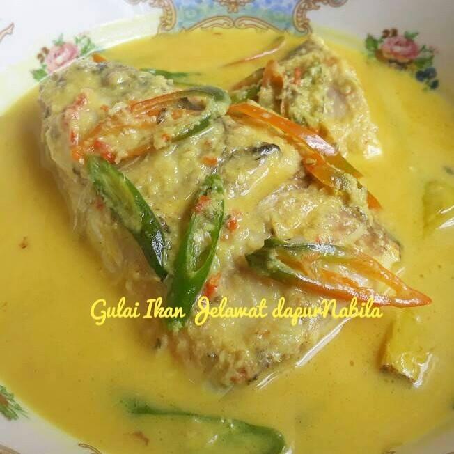 Gulai Ikan Jelawat by Endang Eka W