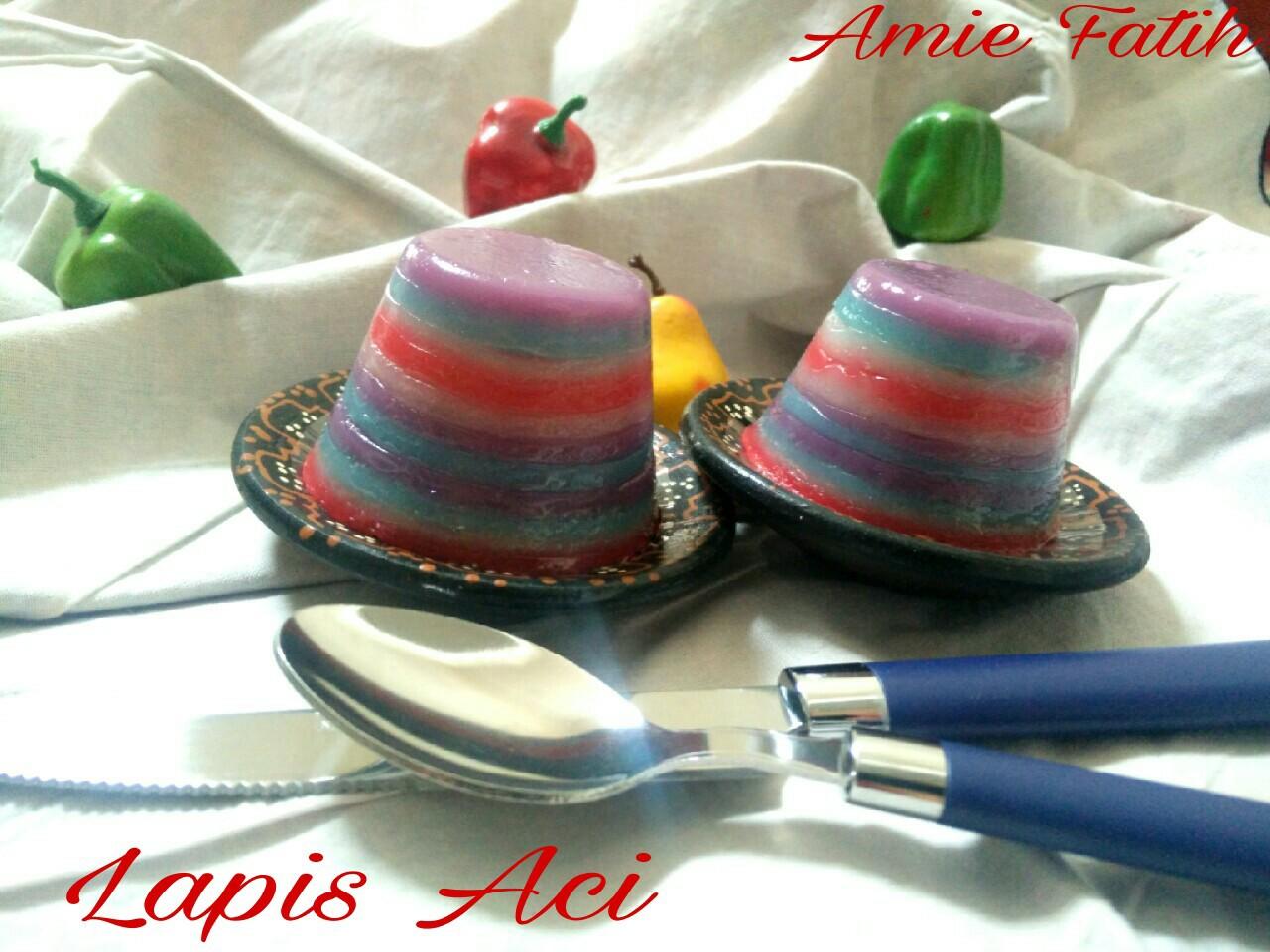 Lapis Aci by Ika Valentina
