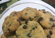 Soft Chocolate Chips Cookies by Bunda Sheila Uwie