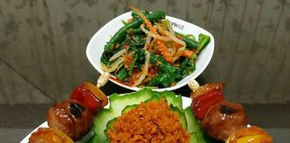 Urap-urap by Yuda's Kitchen