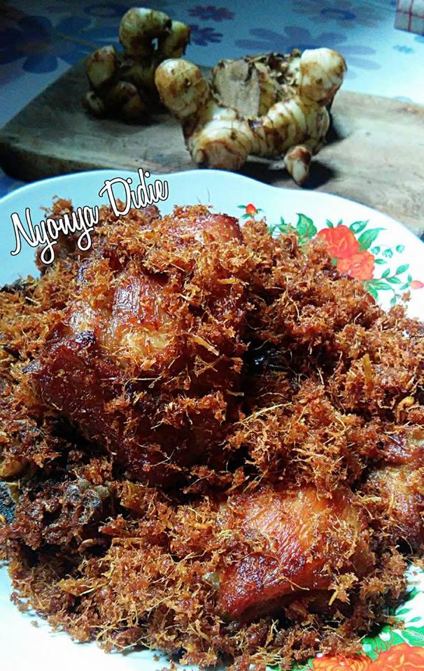 Ayam Goreng Lengkuas by Nyonya Didie