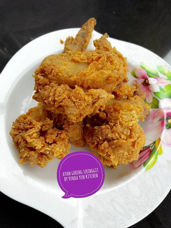Ayam Goreng Seringgit by Yunda Yun
