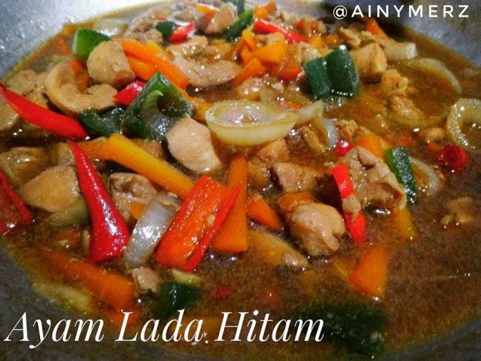 Ayam Lada Hitam by Kurnia Nuraeni
