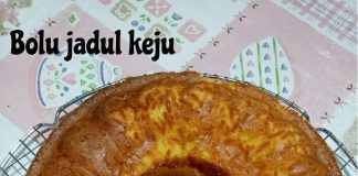 Bolu Jadul Keju By Ola Bacing