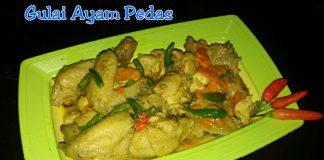 Gulai Ayam Pedas byDwie Nanda Rizky Adinda