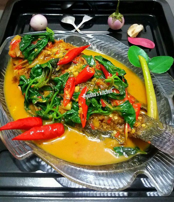Gurami Kemangi Pedas By Yuda's Kitchen