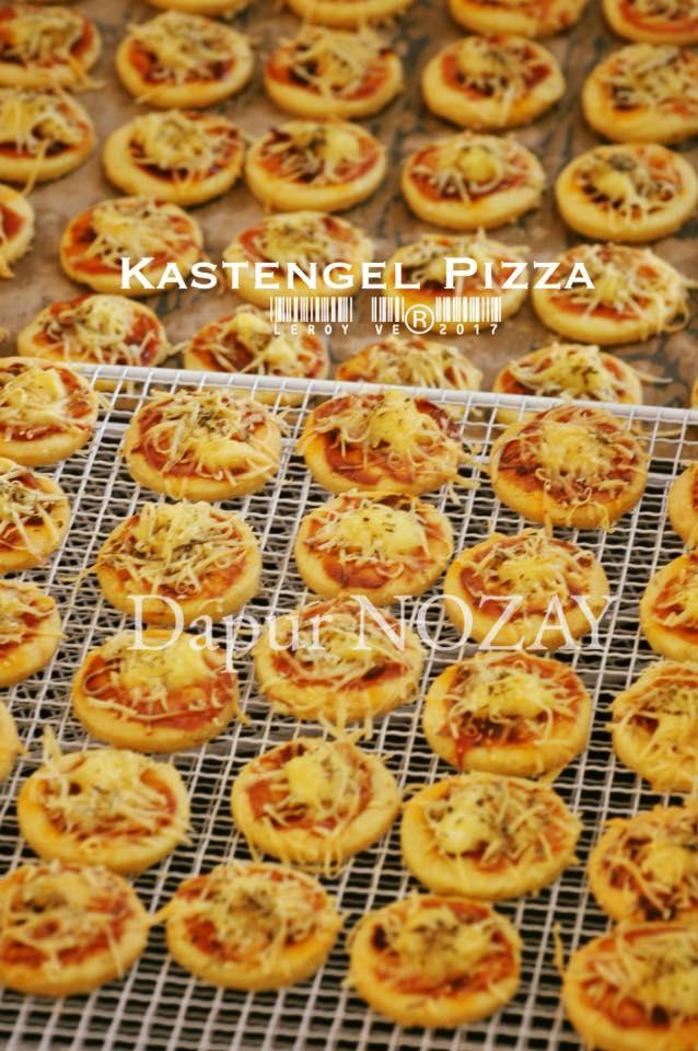 Kastengel Pizza by Vetrarini Leroy