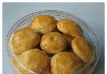 Lemon Nugget Cookies by Femmy Panci Isa