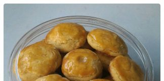 Lemon Nugget Cookies by Femmy Panci Isa