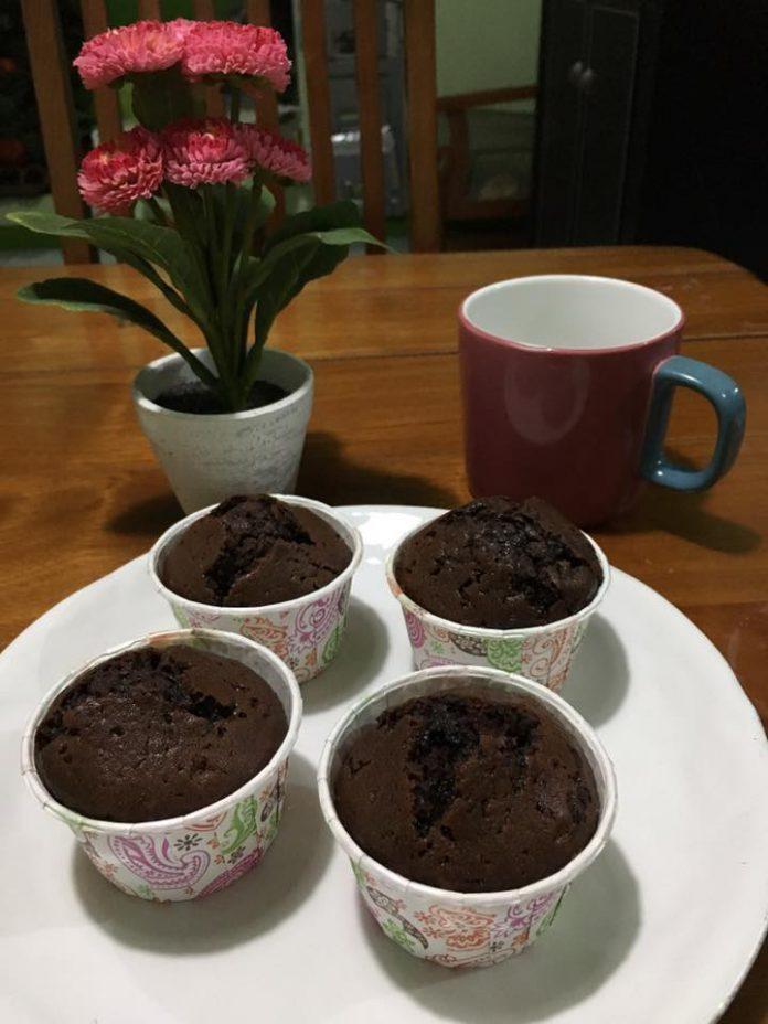 Muffin Coklat by Susie Susilawati