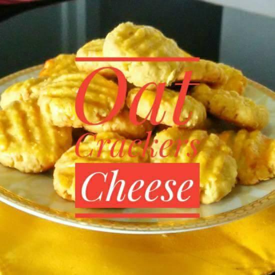 Oat Crackers (Kastangel Oat) by Nayla Pay