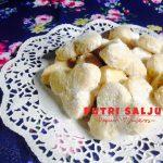 Putri Salju 3 Bahan (Tanpa Telur, Tanpa Kacang Mete)by Princess Chiarra Aleesya