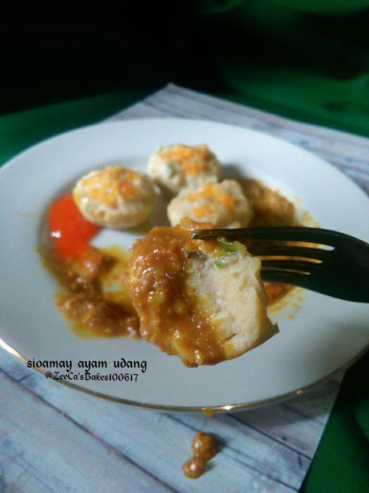 Siomay Ayam Udang by Aista Francisca Anton