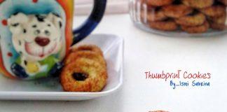 Thumbprint Cookies by Ismi SabrinaAyunani Imran