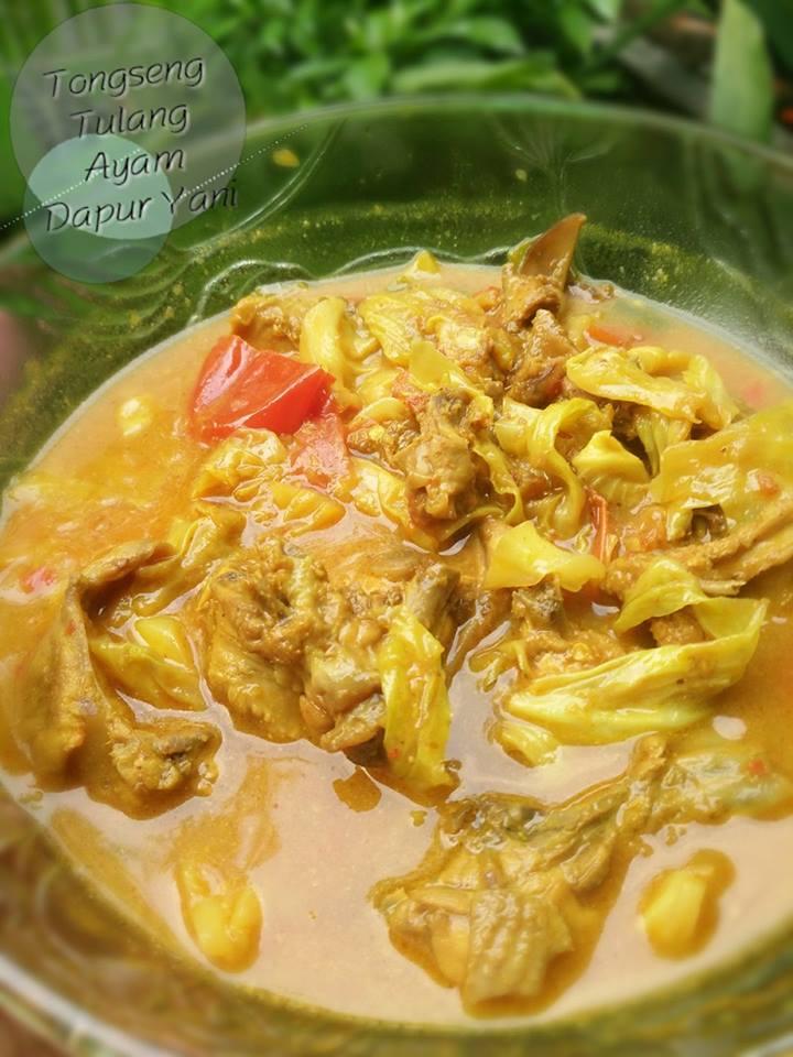 Tongseng Ayam by Yani Lidya