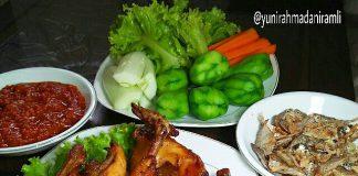 Ayam Goreng Kalasan by Yuni Rahmadani