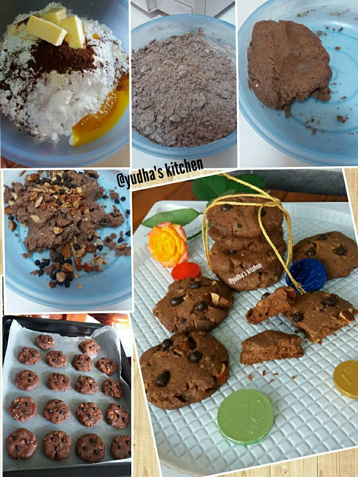 Chocochips Cookies by Yudha's Kitchen