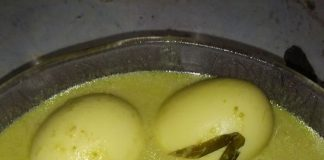 Gulai Telur Daun Singkong by Suci Bunda Afiqah Nizam