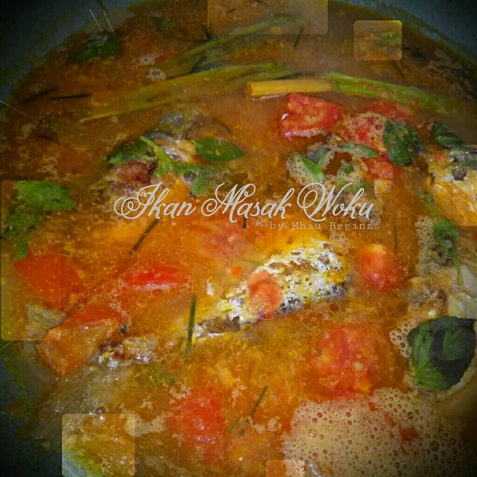 Ikan Tongkol Masak Woku by Mhiu Regina Sitohang