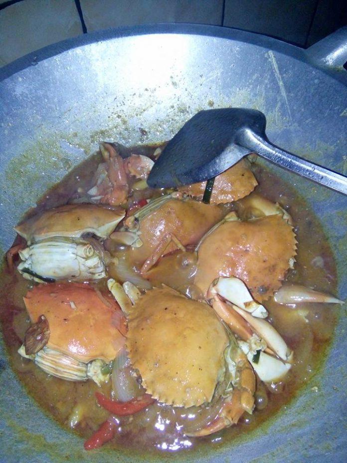 Kepiting Asem Manis by Bang Indrae 1