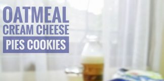 Oatmeal Cream Cheese Pies Cookies by Nyimas Amrina