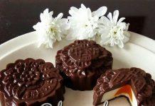 Puding Coklat Mooncake by Eka Zahra