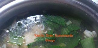 Bakso Ikan Homemade by Melina Herriani