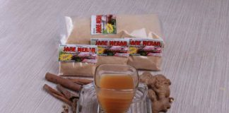 Bubuk Instant Jahe Merah by Eechaa Gunawan