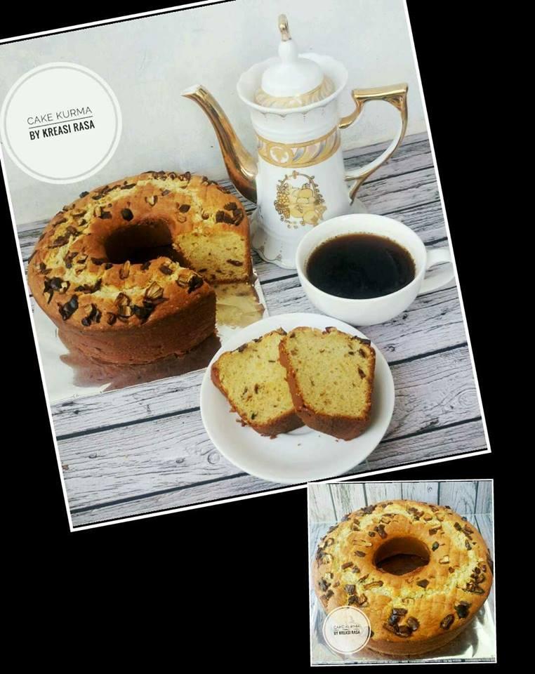 Cake Kurma Anti Gagal by Rika Faulina