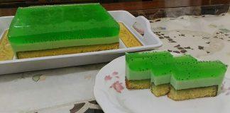 Cake Lapis Puding Busa by Herdian Putri R