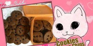Choco Chips Cookies by Nura UmmuSakha