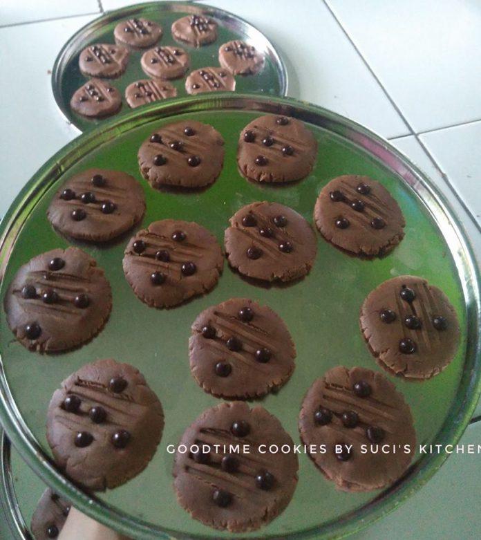 Goodtime Cookies (KW) by Suci Uchik