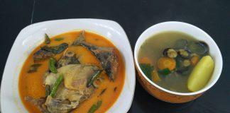 Gulai Santan Ikan Tongkol by Rahma Umar