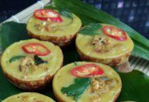 Kue Cara dan Pampis Tongkol by Nita Sam