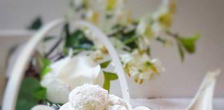 Matcha Snow Ball Cookies (Putri Salju Green Tea )