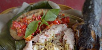 Nasi Bakar Ayam by Flora Puspita Widjaja