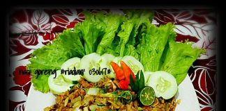 Nasi Goreng by Ria Dian Lestari