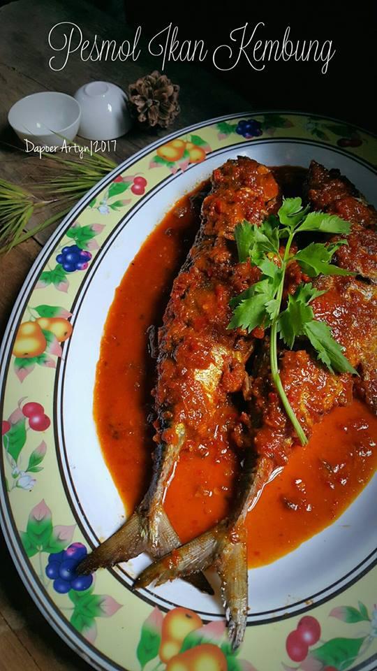 Pesmol Ikan Kembung by Ainie Dihati Adjie