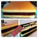 Pudding Lapis Surabaya Keto by Mami Yanny