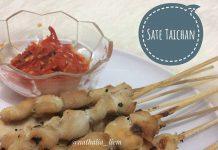 Sate Taichan by Nathalia Liem
