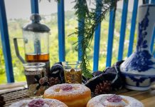 Soft and Fluffy Donat by Mitry Sumitri