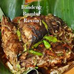 Bandeng Bumbu Rawon by Vetrarini Leroy
