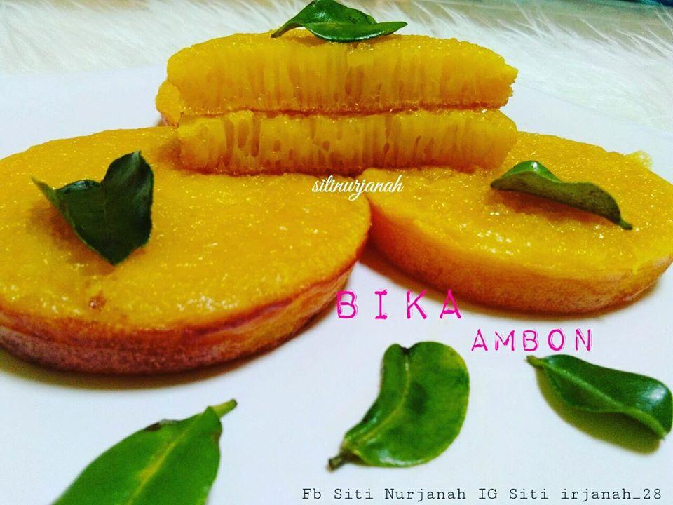 Bika Ambon by Siti Nurjanah