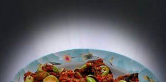 Ikan Tongkol Sambal Pete by Yangbing Lau