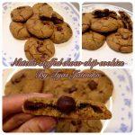 Nutella-stuffed choco chip Cookies by Cendika Destyawan Jatmiko