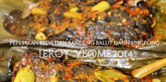 Pepes Ikan Peda dan Bandeng by Vetrarini Leroy